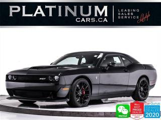 Used 2015 Dodge Challenger SRT Hellcat, 707HP, NAV, HEATED SEATS, CAM for sale in Toronto, ON