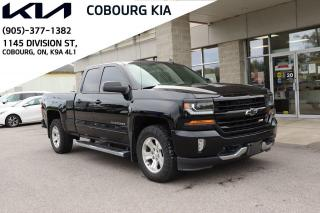 Used 2017 Chevrolet Silverado 1500 LT for sale in Cobourg, ON