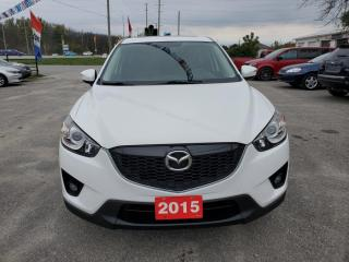 Used 2015 Mazda CX-5 Touring for sale in Barrie, ON