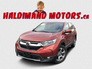 Used 2018 Honda CR-V EX AWD for sale in Cayuga, ON
