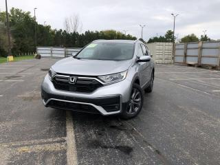 Used 2020 Honda CR-V Sport AWD for sale in Cayuga, ON