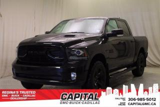 Used 2018 RAM 1500 Sport*LEATHER*SUNROOF*NAV* for sale in Regina, SK