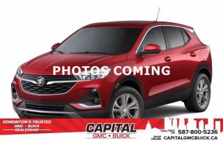 New 2022 Buick Encore GX Preferred AWD for sale in Edmonton, AB