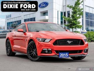 Used 2015 Ford Mustang GT for sale in Mississauga, ON