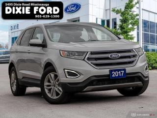 Used 2017 Ford Edge SEL for sale in Mississauga, ON