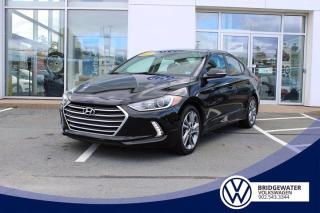Used 2017 Hyundai Elantra GLS for sale in Hebbville, NS
