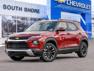 New 2022 Chevrolet TrailBlazer LT for sale in Bridgewater, NS