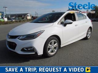 Used 2017 Chevrolet Cruze LT for sale in Dartmouth, NS