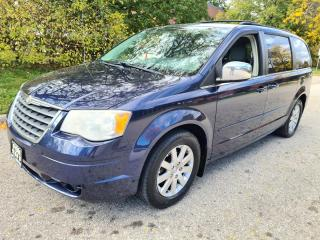Used 2008 Chrysler Town & Country 4dr Wgn Touring   Power Doors   Remote Start for sale in Mississauga, ON