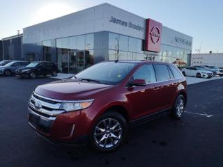 Used 2013 Ford Edge Limited for sale in Kingston, ON