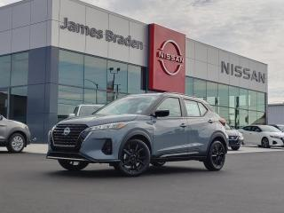 New 2021 Nissan Kicks SR for sale in Kingston, ON