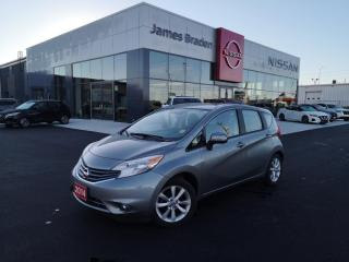 Used 2014 Nissan Versa Note SL for sale in Kingston, ON