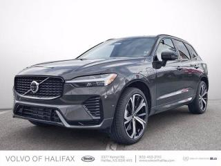 New 2022 Volvo XC60 Recharge R-Design for sale in Halifax, NS