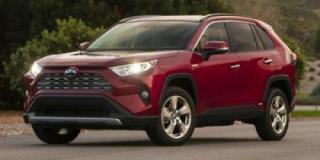New 2021 Toyota RAV4 Hybrid Limited for sale in Prince Albert, SK