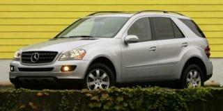 Used 2008 Mercedes-Benz ML-Class 3.5L for sale in Swift Current, SK
