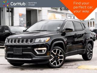 Used 2020 Jeep Compass Limited 4x4 Heated Seats & Wheel Panoramic Roof Uconnect 4C for sale in Thornhill, ON