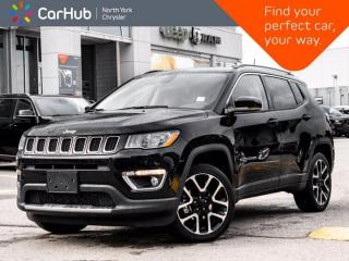 Used 2020 Jeep Compass Limited 4x4 Heated Seats & Wheel Panoramic Roof Tow Grp for sale in Thornhill, ON