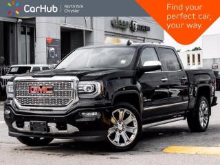 Used 2018 GMC Sierra 1500 Denali 4WD Crew Cab 143.5'' for sale in Thornhill, ON