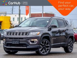 Used 2020 Jeep Compass Limited 4x4 Navigation Panoramic Sunroof Bluetooth Backup Camera Remote Start Leather 19