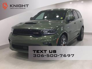 Used 2021 Dodge Durango R/T AWD | Sunroof | DVD | Adaptive Cruise | for sale in Regina, SK