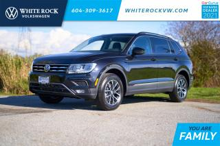 Used 2018 Volkswagen Tiguan Comfortline * APPLE CARPLAY ** ANDROID AUTO ** SUNROOF * for sale in Surrey, BC