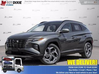 New 2022 Hyundai Tucson Hybrid Luxury for sale in Mississauga, ON