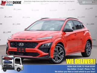 New 2022 Hyundai KONA Ultimate N Line for sale in Mississauga, ON