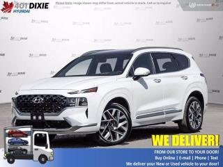 New 2022 Hyundai Santa Fe Ultimate Calligraphy for sale in Mississauga, ON