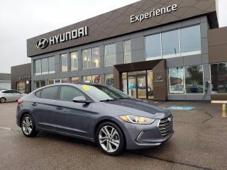 Used 2018 Hyundai Elantra GLS for sale in Charlottetown, PE
