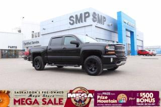 Used 2018 Chevrolet Silverado 1500 LT - 4X4, Rem Start, Leather, Z71, Trailering Pkg, Spray In Liner for sale in Saskatoon, SK
