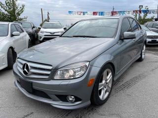 Used 2010 Mercedes-Benz C-Class C300 4MATIC Luxury for sale in Gloucester, ON