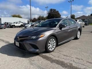 Used 2020 Toyota Camry SE for sale in Goderich, ON