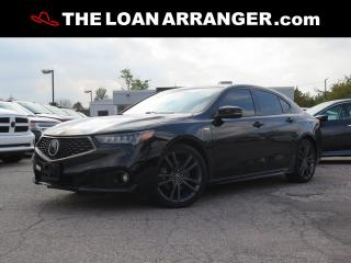 Used 2018 Acura TLX for sale in Barrie, ON