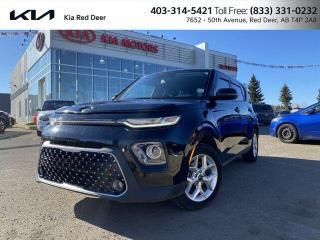 Used 2020 Kia Soul EX for sale in Red Deer, AB