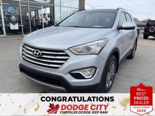 Used 2016 Hyundai Santa Fe XL Luxury-AWD,Htd.Seats,Sunroof,Remote Start for sale in Saskatoon, SK