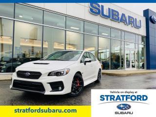New 2021 Subaru WRX Sport-tech for sale in Stratford, ON