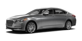 Used 2015 Hyundai Genesis Sedan ULTIMATE w/ 5.0L V8 / TOP MODEL /AWD for sale in Calgary, AB
