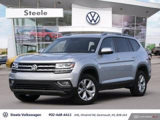 Used 2019 Volkswagen Atlas HIGHLINE for sale in Dartmouth, NS