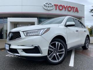 Used 2017 Acura MDX NAVI for sale in Surrey, BC