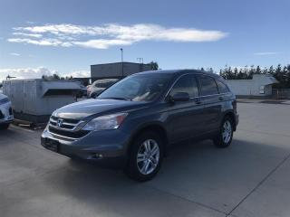 Used 2011 Honda CR-V EX 4WD AT for sale in Richmond, BC