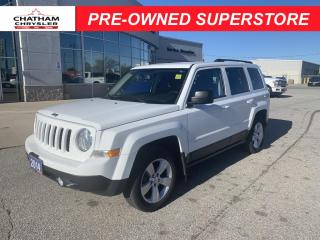 Used 2014 Jeep Patriot Sport/North *LOW KMS / 4WD for sale in Chatham, ON