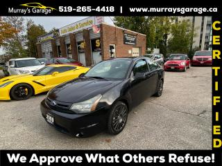 Used 2009 Ford Focus SES for sale in Guelph, ON