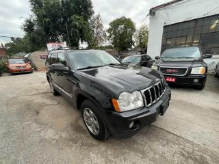 Used 2005 Jeep Grand Cherokee Limited for sale in Toronto, ON