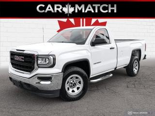 Used 2017 GMC Sierra 1500 2DR / LONG BOX / NO ACCIDENTS / 24,421 KM for sale in Cambridge, ON