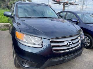 Used 2012 Hyundai Santa Fe GL for sale in Scarborough, ON
