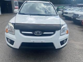 Used 2010 Kia Sportage LX for sale in Scarborough, ON