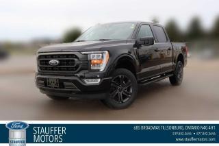 New 2021 Ford F-150 XLT for sale in Tillsonburg, ON