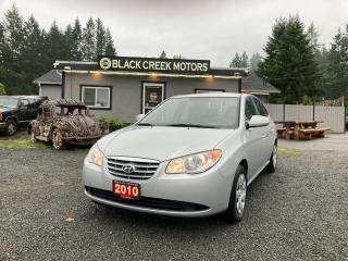 Used 2010 Hyundai Elantra GL for sale in Black Creek, BC