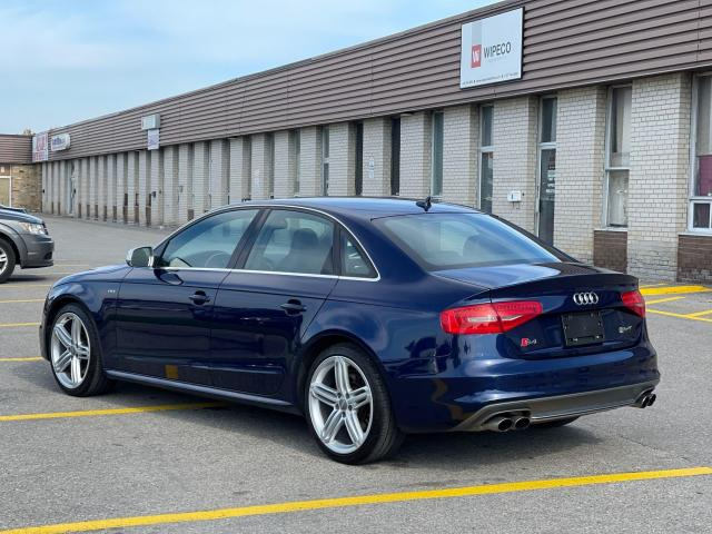 2014 Audi S4 PROGRESSIV AWD NAVIGATION/LEATHER/SUNROOF Photo2