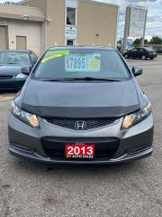 Used 2013 Honda Civic LX for sale in Kitchener, ON